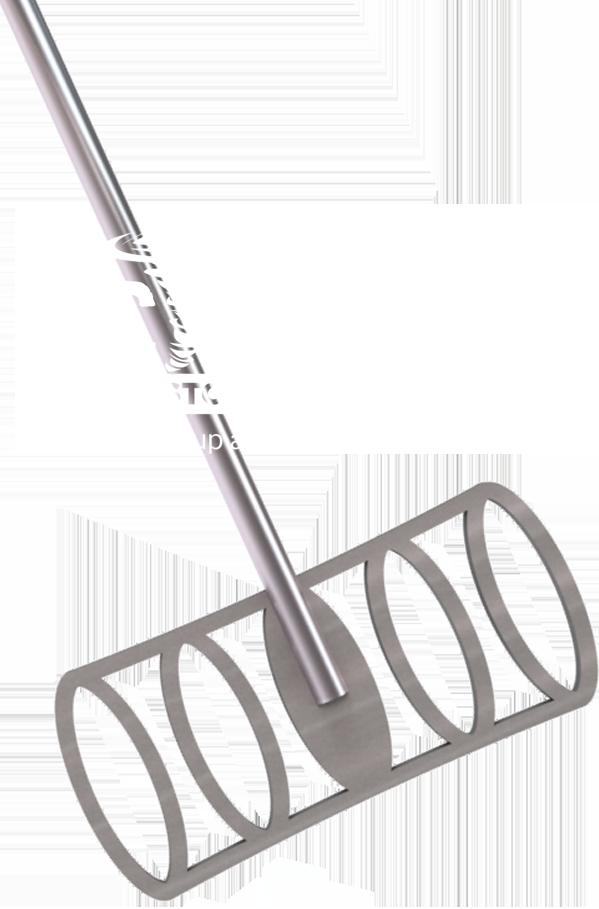 ASC Tornado logo with single blade