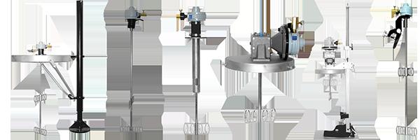ASC Torndao mixer examples
