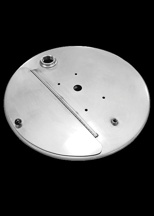 ASC Tornado™ industrial mixer drum cover